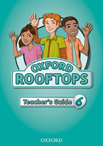 9780194503839: Rooftops 6. Teacher's Book