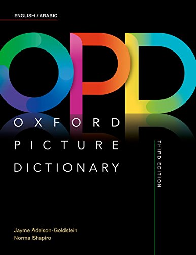 9780194505307: Oxford Picture Dictionary Third Edition: English/Arabic Dictionary