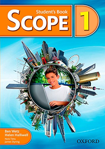9780194506007: Scope: Level 1: Student's Book