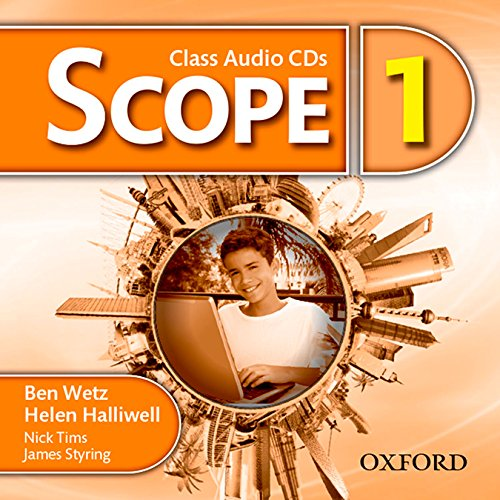 9780194506045: Scope: Level 1: Class Audio CD