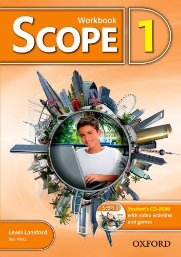 9780194506052: Scope: Level 1: Workbook with Student's CD-ROM (Pack)