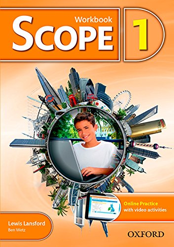 9780194506069: Scope: Level 1: Workbook with Online Practice (Pack)