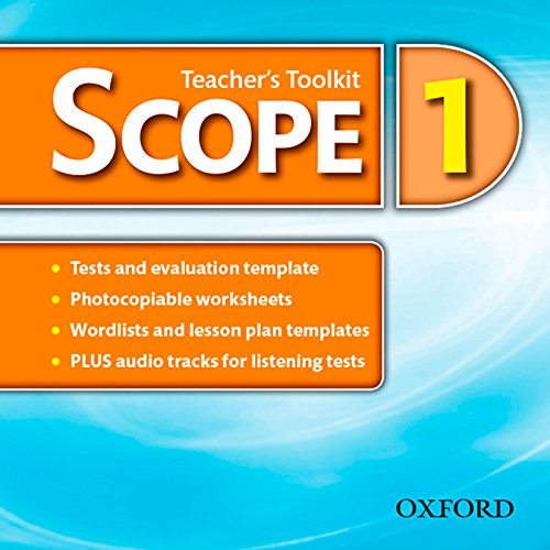 9780194506083: Scope: Level 1: Teacher's Toolkit