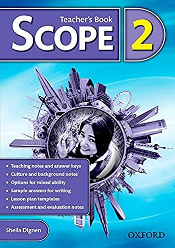 9780194506151: Scope: Level 2: Teacher's Book