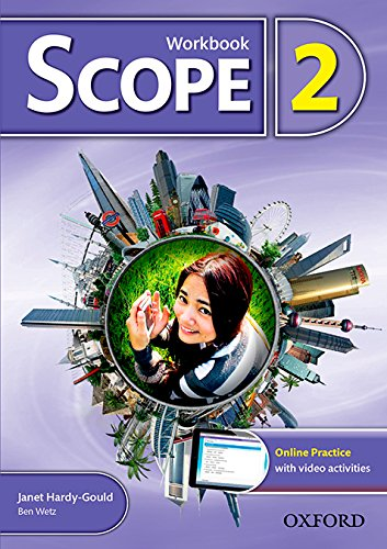 9780194506182: Scope: Level 2: Workbook with Online Practice (Pack)