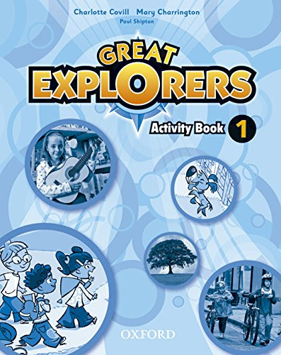 9780194507011: Great Explorers 1: Activity Book - 9780194507011