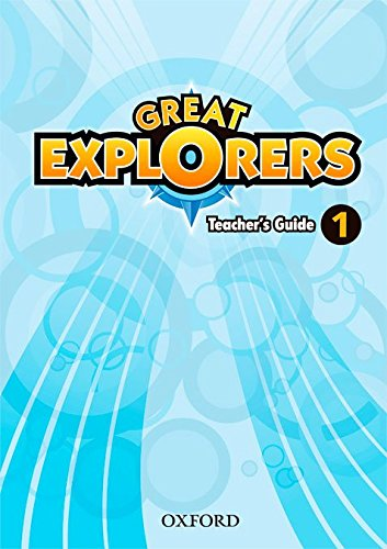 9780194507028: Great Explorers 1: Teacher's Guide