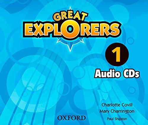 9780194507066: Great Explorers 1: Class CD (2)