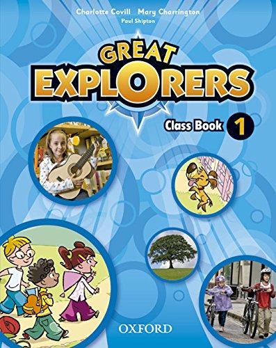 9780194507080: Great Explorers 1 CB Pk