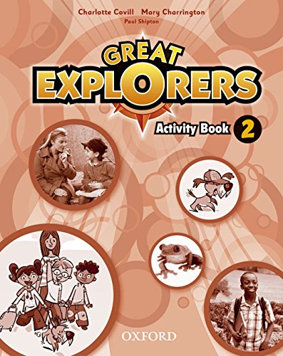 9780194507226: Great Explorers 2: Activity Book - 9780194507226