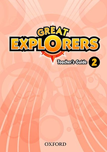 9780194507233: Great Explorers 2: Teacher's Guide