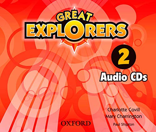 9780194507271: (CLASS CD).GREAT EXPLORERS 2º.PRIM.(2 CD'S)