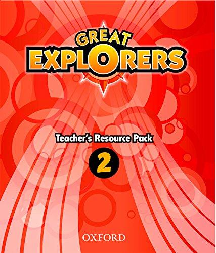 9780194507295: Great Explorers 2: Teacher's Resourcep