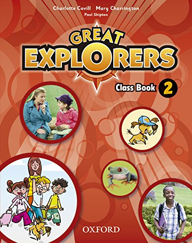 9780194507301: Great Explorers 2: Class Book Pack