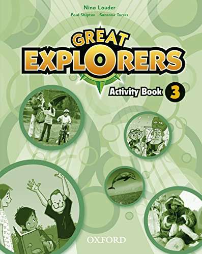 9780194507417: Great Explorers 3: Activity Book - 9780194507417