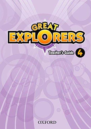 9780194507615: Great Explorers 4: Teacher's Guide