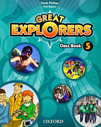 9780194507776: Great Explorers 5 CB