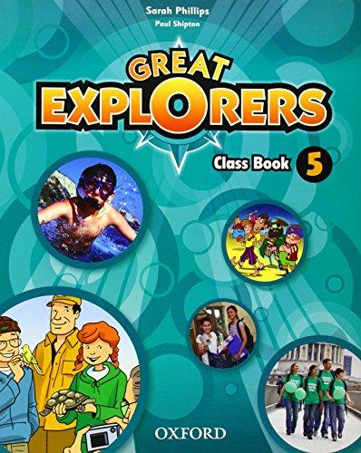 9780194507776: Great Explorers 5 CB