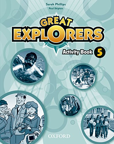 9780194507783: Great Explorers 5: Activity Book