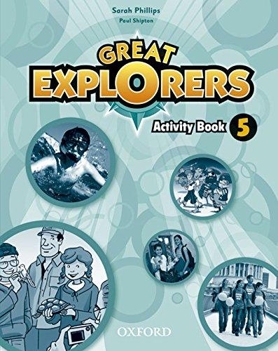 9780194507783: Great Explorers 5 Ab