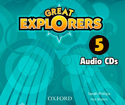 9780194507844: Great Explorers 5: Class CD (3)