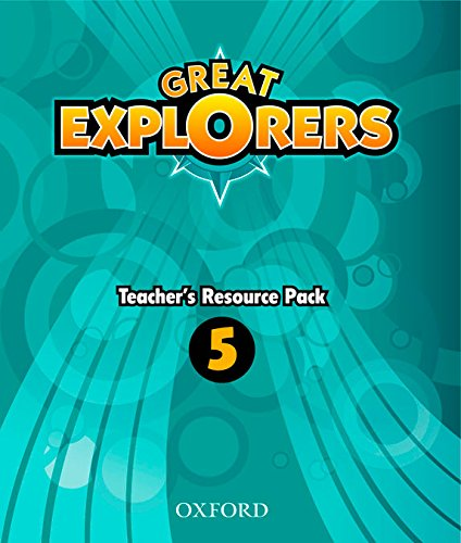 9780194507851: Great Explorers 5: Teacher's Resourcep