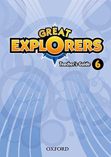 9780194507998: Great Explorers 6. Teacher's Guide