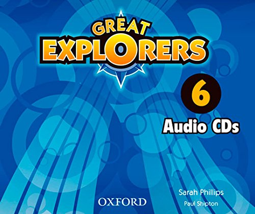 9780194508025: Great Explorers 6: Class CD (3)
