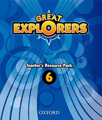 9780194508032: Great Explorers 6: Teacher's Resourcep