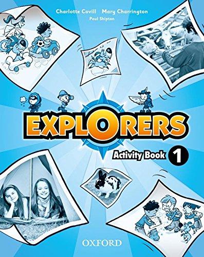 9780194508575: Explorers 1: Activity Book