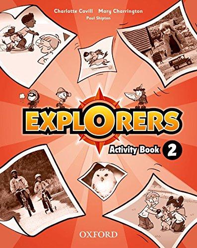 9780194508759: Explorers. Activity Book 2