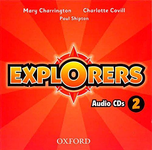 9780194508797: Explorers 2: Class CD