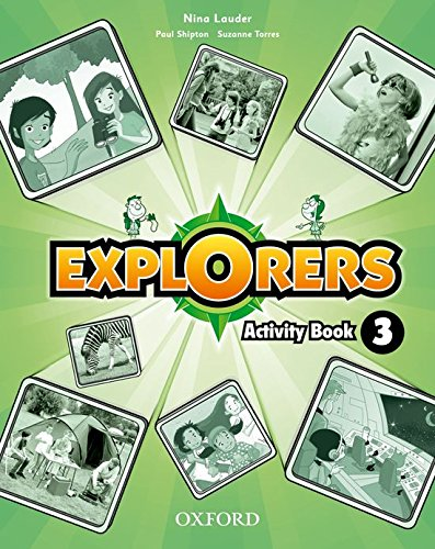 9780194508933: Explorers 3: Activity Book