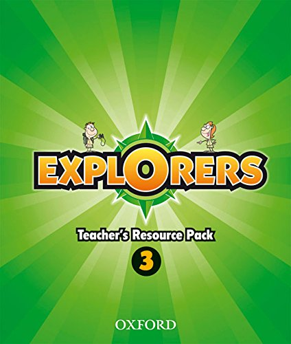 9780194508988: Explorers 3: Teacher's Resource Pack