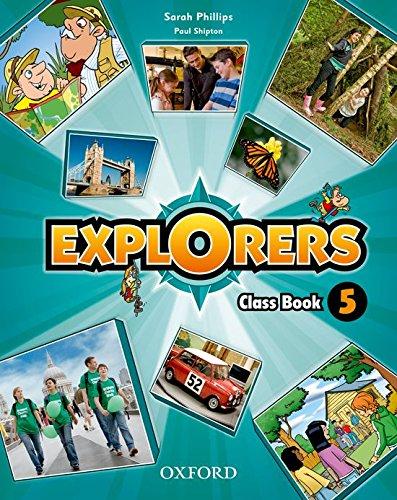 9780194509244: Explorers 5 Class Book - 9780194509244