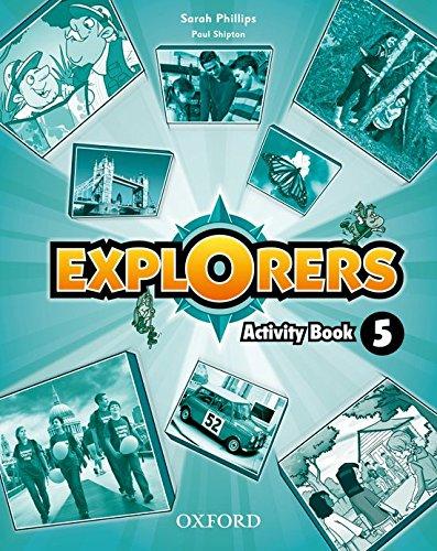 9780194509251: Explorers 5: Activity Book