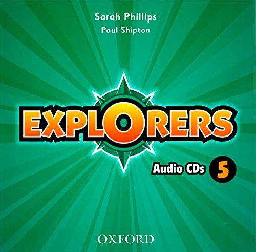 9780194509305: Explorers 5: Class CD (3)