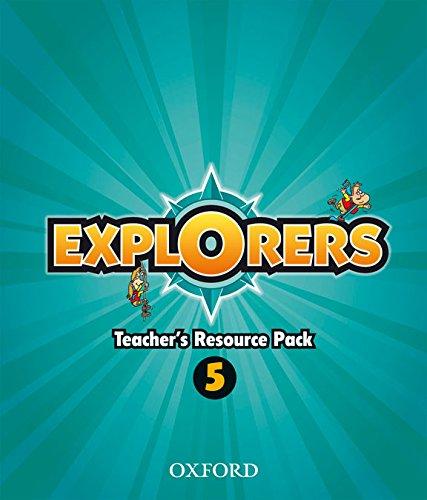 9780194509312: Explorers 5: Teacher's Resource Pack