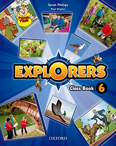 9780194509411: Explorers 6 Class Book - 9780194509411