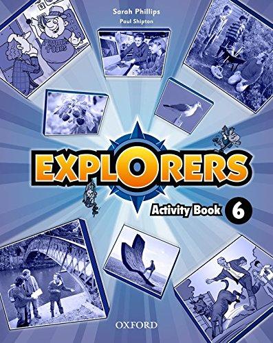 9780194509428: Explorers 6: Activity Book