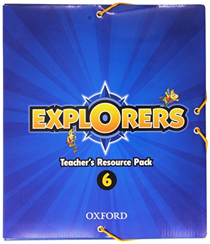 9780194509480: Explorers 6: Teacher's Resource Pack