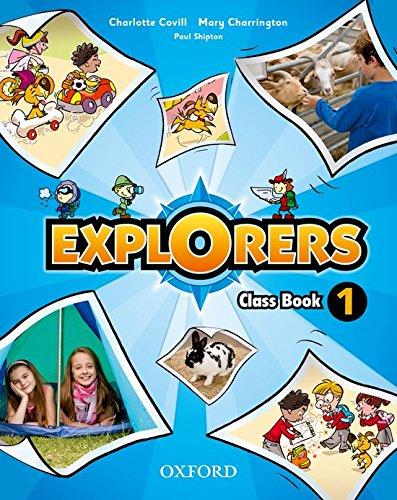 9780194509947: Explorers 1 class book pk