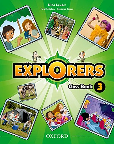 9780194509961: Explorers 3: Class Book Pack (CD incluido) - 9780194509961