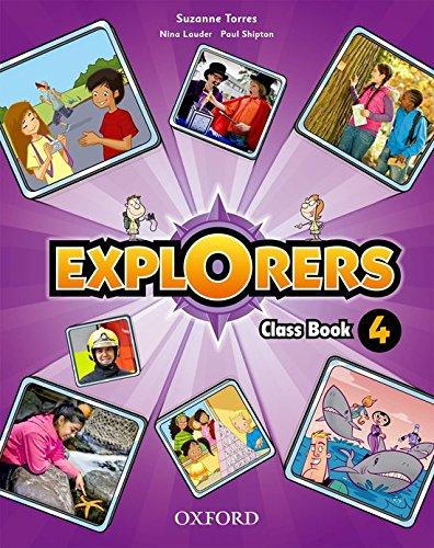9780194509978: Explorers 4: Class Book Pack