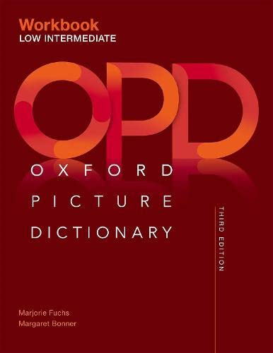 9780194511230: Oxford Picture Dictionary Third Edition: Low-Intermediate Workbook