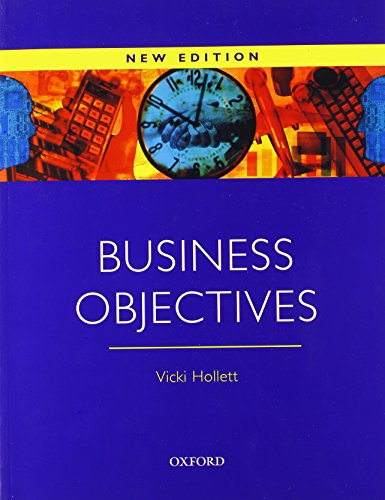 9780194513913: Business Objectives: Student's Book