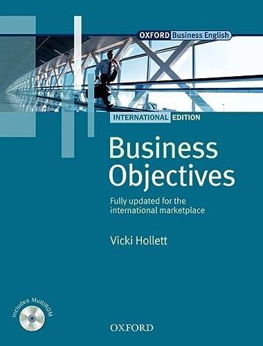 9780194513920: Business Objectives: Workbook