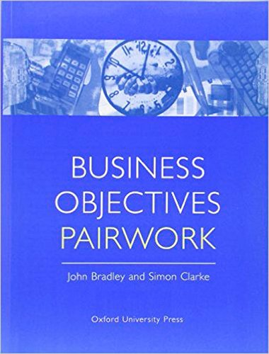 9780194513968: Business Basics Personal Cassettes Pack: Business Objectives: Pairwork