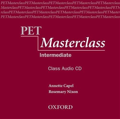 9780194514040: PET Masterclass: Class Audio CD