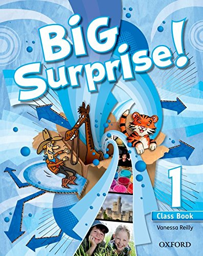 9780194516204: Big Surprise 1: Class Book and Multi-ROM Pack